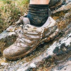 This might happen to your trail running shoes